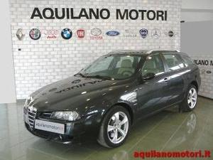 Alfa romeo  jtd 16v sportwagon q4 distinctive