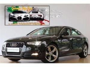 Audi a5 audi a5 sportback s linea 2.0tdi * * navi xenon *