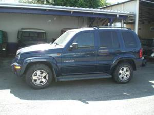 Jeep Cherokee 2.8 CRD Limited MOTORE FUSO
