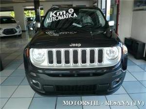 Jeep renegade 1.6 mjt ddct 120 cv limited