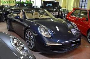 Porsche  carrera s cabriolet*sedili vent*pdcc*sport