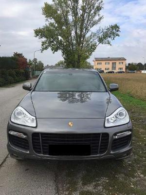 Porsche cayenne cayenne 4.8 gts