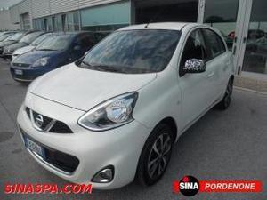 Nissan micra v 5 porte freddy limited edition