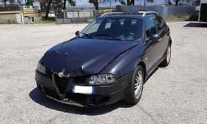 Alfa Romeo 156 Crosswagon Q4 Giugiaro anno  sinistrata