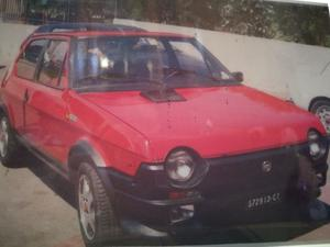 FIAT RITMO 105 TC