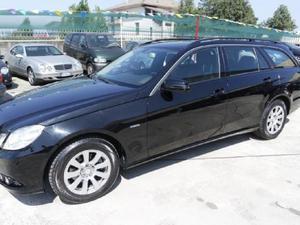 Mercedes Benz Classe E SW 200 BlueEFFICIENCY Executive