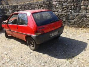 peugeot 106 954 3p open berlina a due volumi 1998 93210 km cozot auto. Black Bedroom Furniture Sets. Home Design Ideas