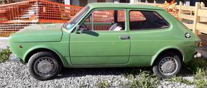 VENDO FIAT 127 - Anno , monoproprietario