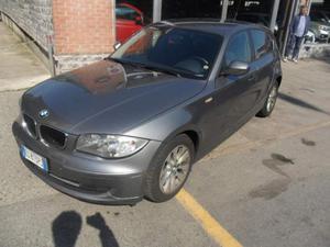 BMW 118 d CV cat 5 porte Eletta DPF