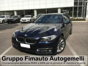BMW 525 d xDrive Touring Luxury GARANZIA DELLA CASA