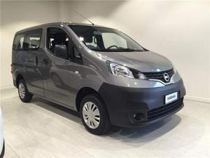 Nissan evalia versione bus 7posti 1,5 dci 110 cv euro6 in