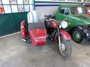 Dnepr MT- with Sidecar rif.