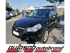 Fiat Sedici 1.6 Bi Fuel 4x4 Dynamic