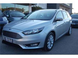 Ford focus ford focus sw - titanium- navi