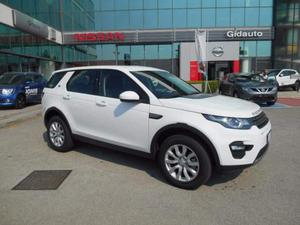 LAND ROVER Discovery Sport 2.0 TD CV SE