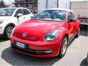 VW New Beetle Maggiolino 2.0 TDI BlueMotion Technology Spor