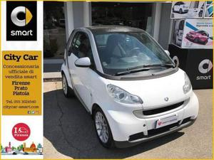 Smart forTwo  kW MHD coupé passion