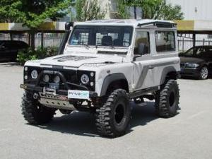 Land rover defender  tdi hard-top