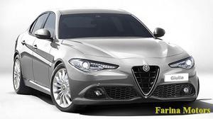 ALFA ROMEO Giulia 2.2 Turbodiesel AT CV Super rif.
