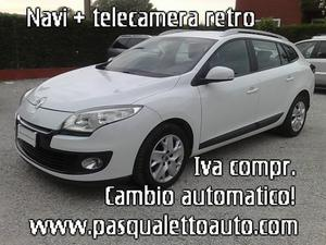 RENAULT Megane AUTO. IVA COMP. Mégane 1.5 dCi 110CV EDC