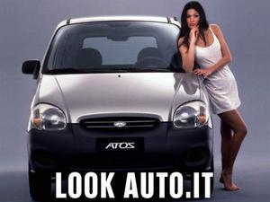 Hyundai atos v gl - esportazione