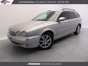JAGUAR X-Type 2.0D cat Wagon Executive