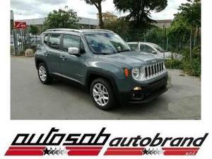 Jeep renegade limited 1.6 mjt 120 navi parking