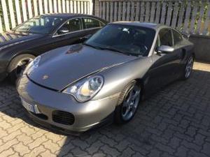 Porsche 911 turbo coupe' solo km. alluvionato