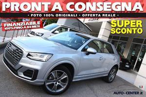Audi Q2 Sport 2.0 TDI Quattro S-Tronic PRONTA CONSEGNA