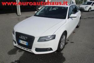 Audi a4 avant 2.0 tdi 143cv ambiente plus