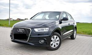 Audi q3 audi q3 2.0 tdi quattro s tronic 140