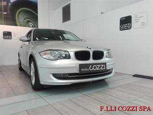 BMW 118 d cat 3 porte Eletta DPF rif.