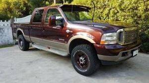 Ford f  v8 double cab king ranch