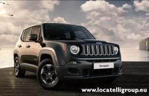 Jeep renegade 2.0 mjt 4wd active drive sport - carbon black