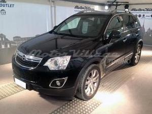 Opel antara 22 cdti 184cv cosmo unlimited