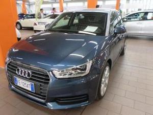 Audi a1 spb 16 tdi 116 cv s tronic metal plu