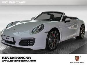 Porsche 911 carrera s cabrio cv pdk