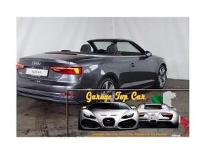 Audi a5 audi a5 cabriolet 3.0 tdi q. s tronic s linea navi
