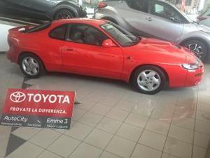 Toyota celica turbo 4wd carlos sainz limited edition