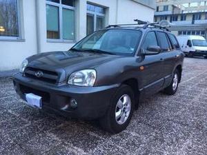 Hyundai santa fe 2.0 crdi td vgt 4wd dynamic