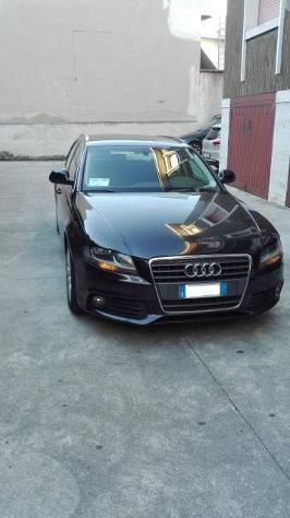Audi A4 Avant 2.0 TDI 143CV F.AP. mult. Ambie