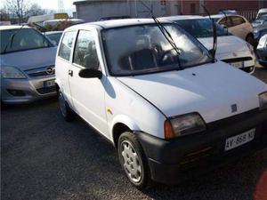 Fiat Cinquecento 900i cat SX