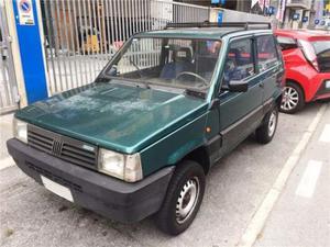 Fiat panda 4x4 trekking 1.1