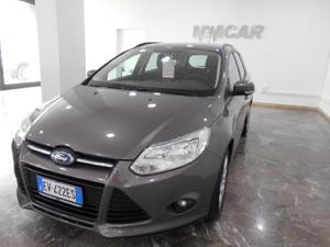 Ford Focus Style Wagon 1.6 TDCi 115 CV SW Business