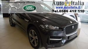 JAGUAR F-Pace 2.0d 180 CV AWD aut. R-Sport € LISTINO