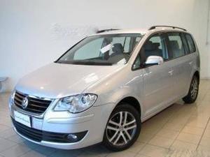 Volkswagen touran 1.6 tdi comfortline bluemotion technology