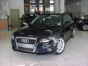 Audi a4 avant 2.0 tdi 170cv f.ap. advanced sline exterior