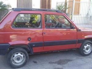 Fiat Panda  i.e. 4x4