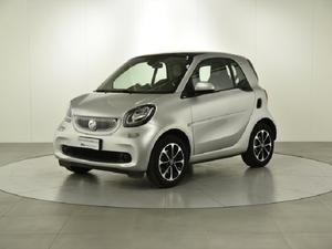 Smart ForTwo Coupe fortwo  twinamic Passion