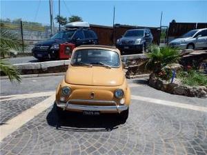 Fiat 500 fiat 500 giallo positano d'epoca